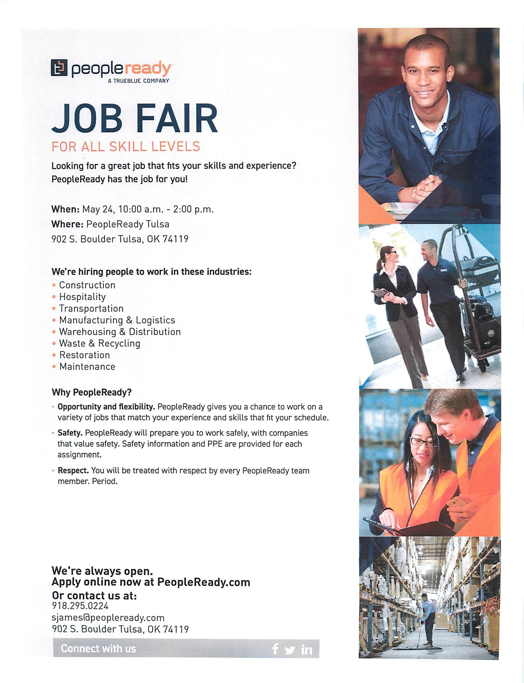 Jobs available in tulsa ok
